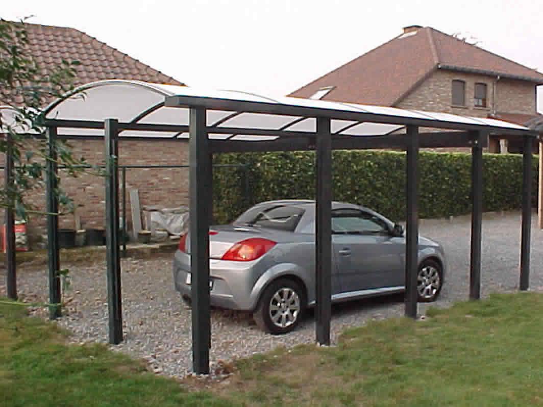 Idee Carport. Latest Carport Moderne Alu Avec Moderne Carport Bilzen ...