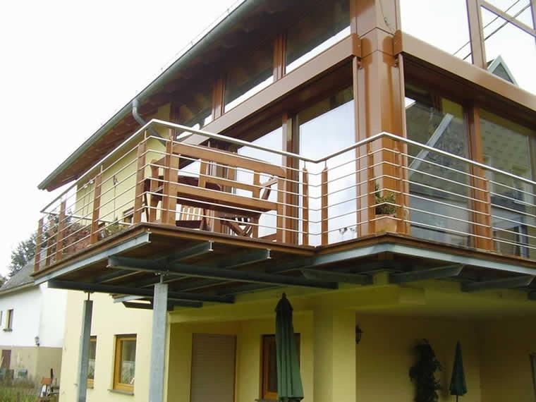 Balkon Stahl Kosten Cheap Stahl Verzinkt Edelstahl Beschichtet Als