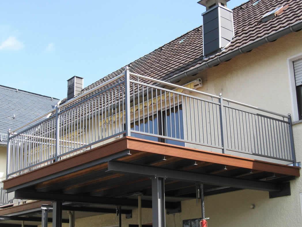 Terrasse Aus Stahl unterkonstruktion terrasse stahl zimerfrei com idées de design