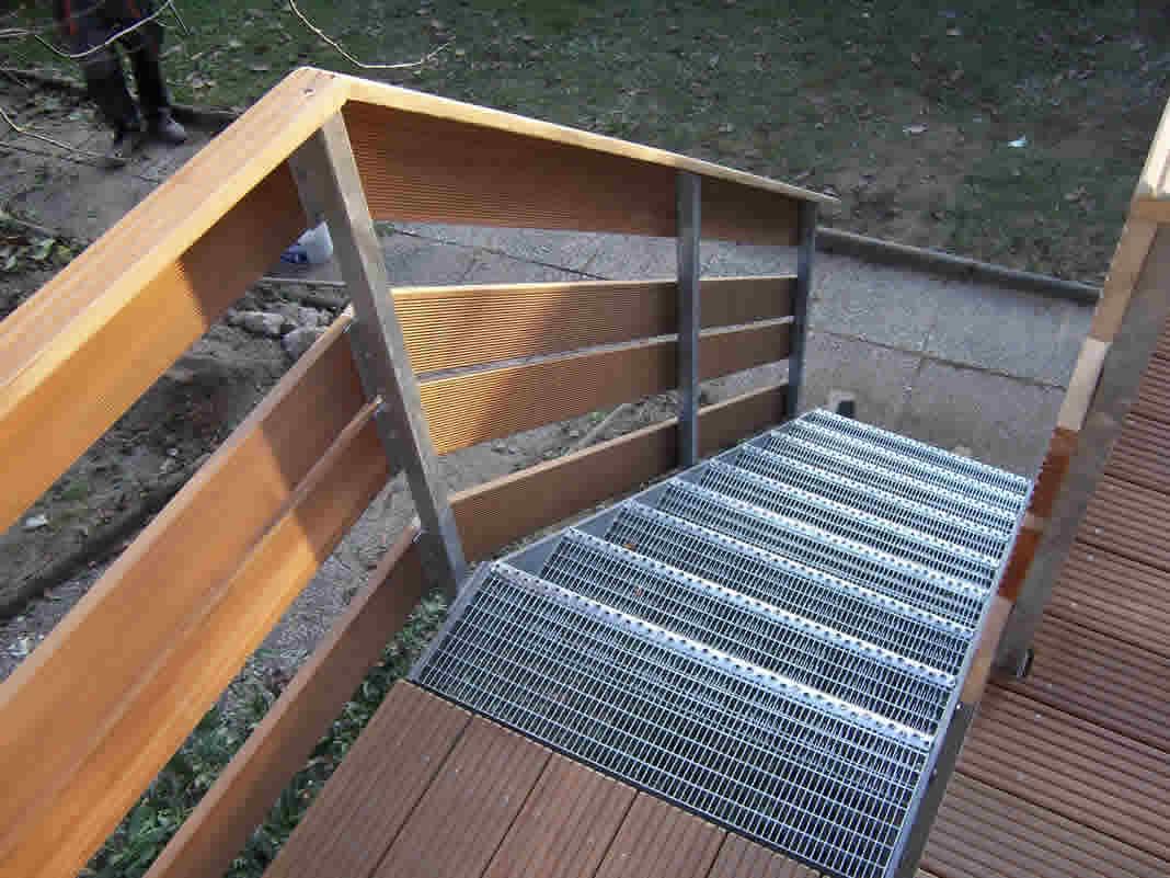 terassen schlosserei john. Black Bedroom Furniture Sets. Home Design Ideas
